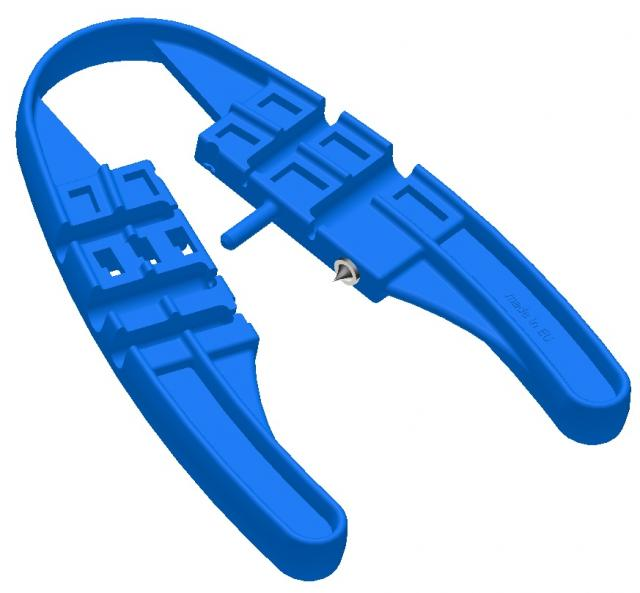 Plier BLU for ball chains